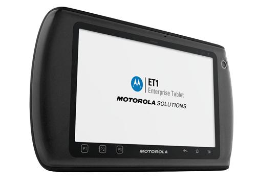 Featured Solution: Motorola ET1